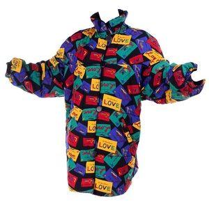 Vintage YSL Yves Saint Laurent puffer jacket